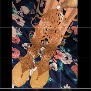 Shoes - Gladiator sandals🌸